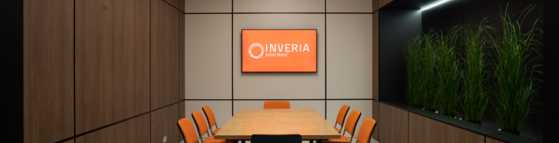INVERIA event space. Зал Room 360